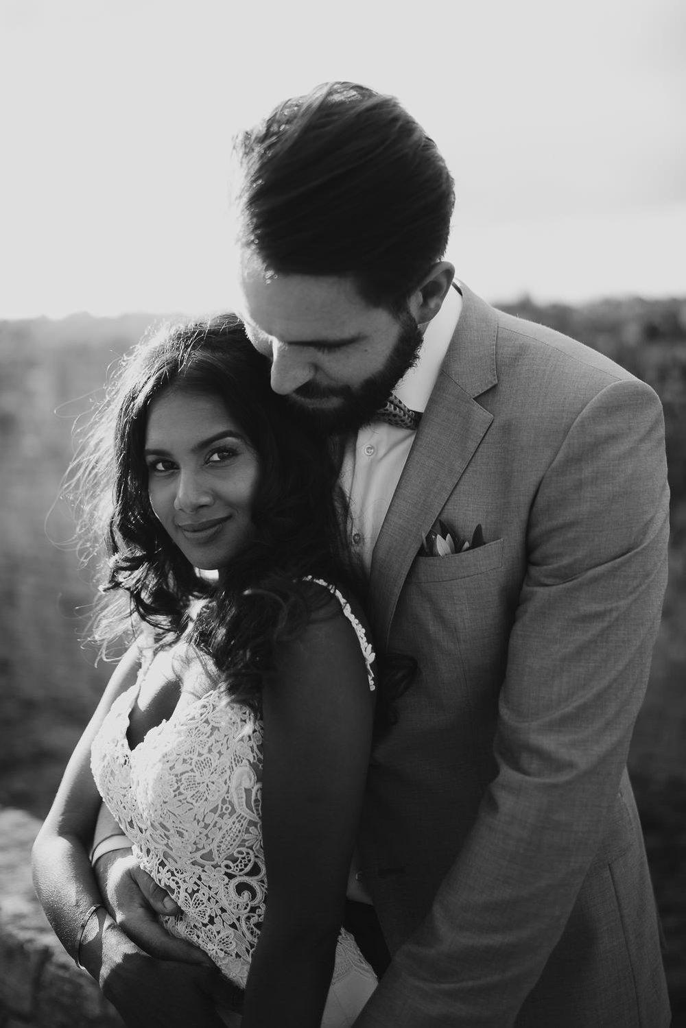 best romantic wedding photography in amsterdam by mark hadden - couple shoot portrait