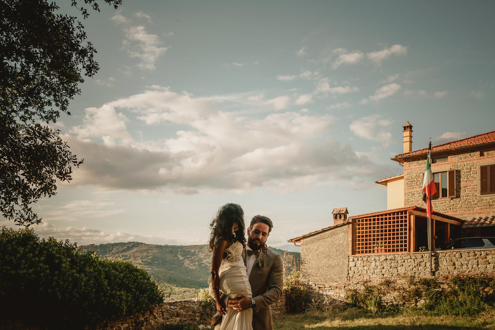 prachtige huwelijksfotografie amsterdam destination wedding tuscany