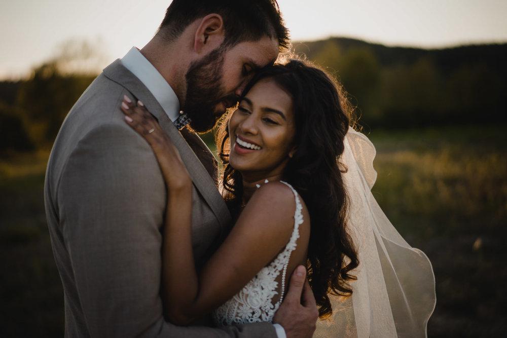beautiful and happy bride - destination wedding tudscany - mark hadden amsterdam wedding photograhper