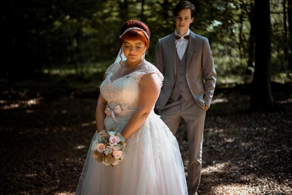 beste utrecht bruidsfotograaf mark hadden uit amsterdam bruidapaar portret