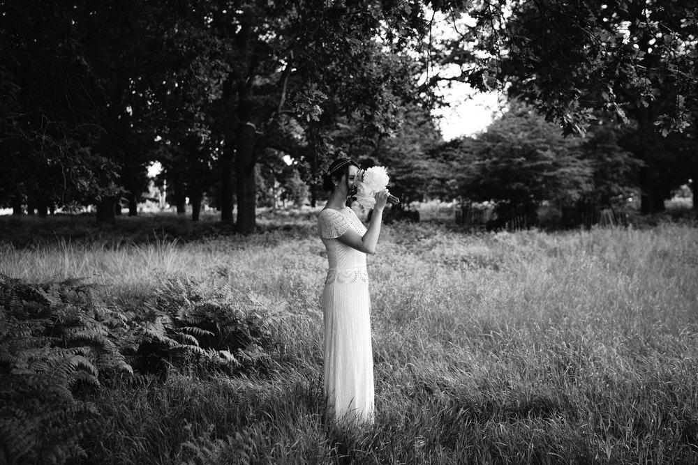 bruidsportret door mark hadden amsterdam bruidsfotograaf