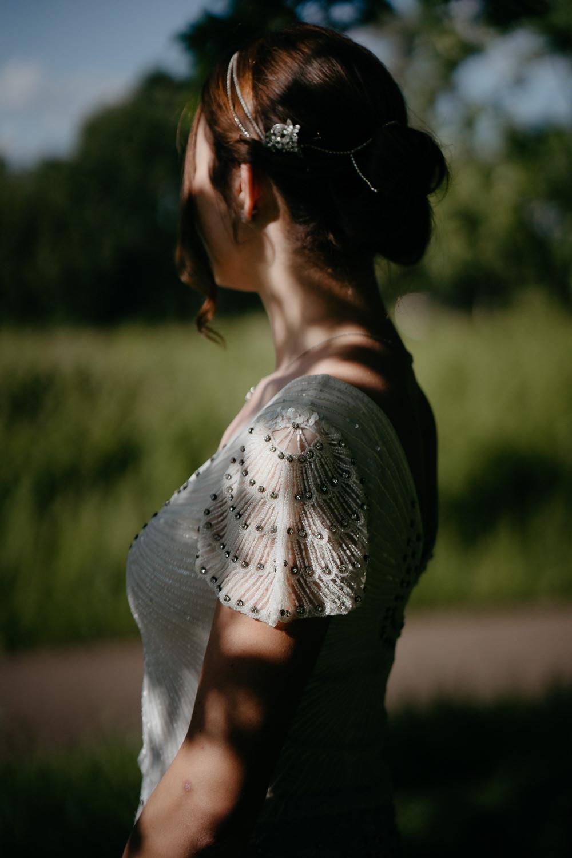 prachtige bruidsfotografie amsterdam trouwfotograaf mark hadden