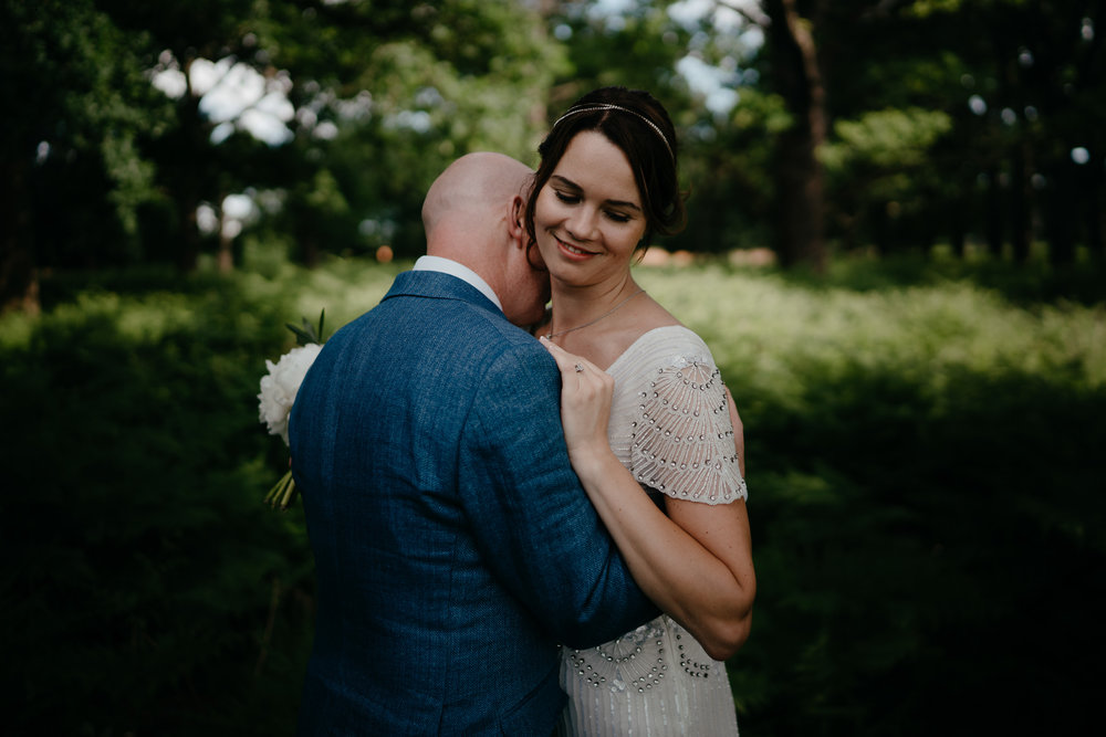 trouwfotografie amsterdam bruidspaar portret mark hadden destination wedding photographer
