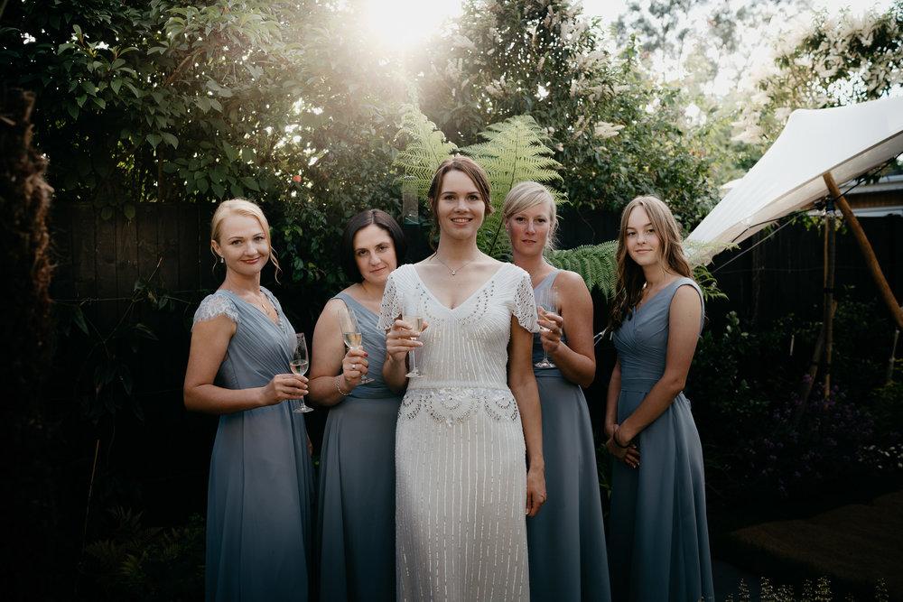 bruidsfotograaf mark hadden van amsterdam bruidsportret