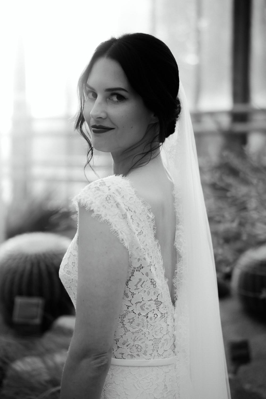 prachtige bruidsportret van mark hadden bruidsfotografie amsterdam