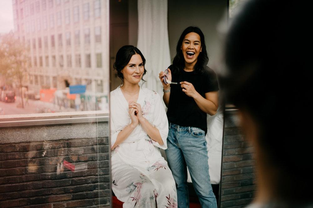 bruidsfotografie amsterdam van mark hadden trouwfotograaf