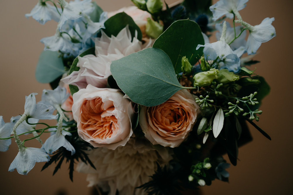 Wedding photography details wedding bouquet