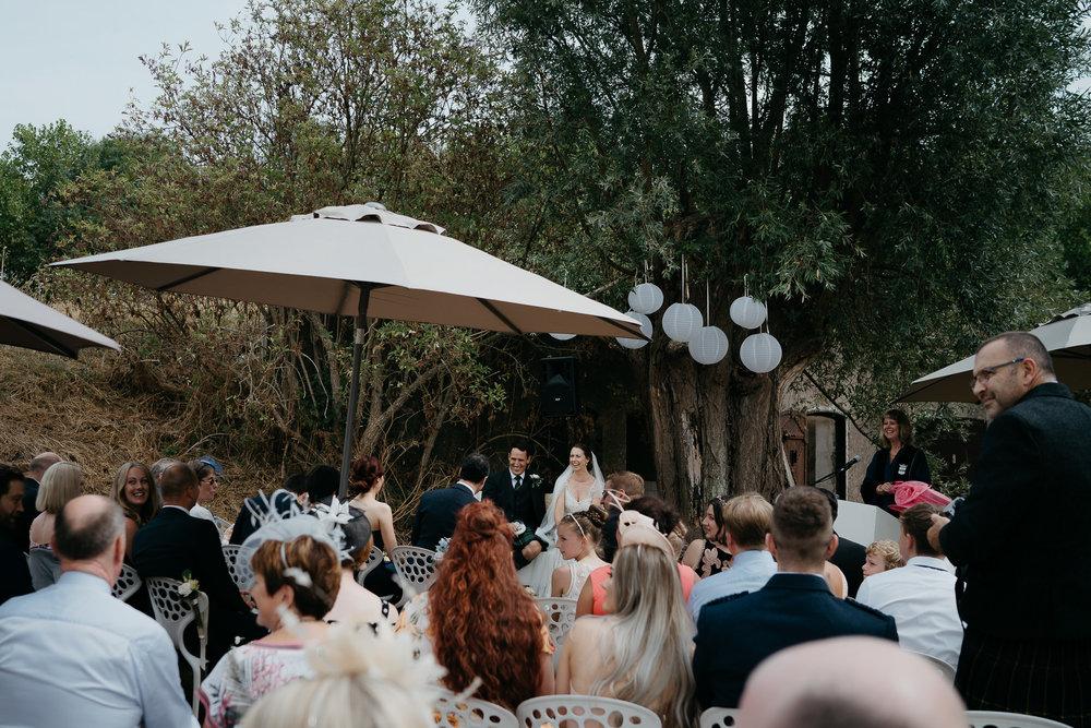 bruiloft ceremonie puur paviljoen amsterdam Mark hadden fotografie