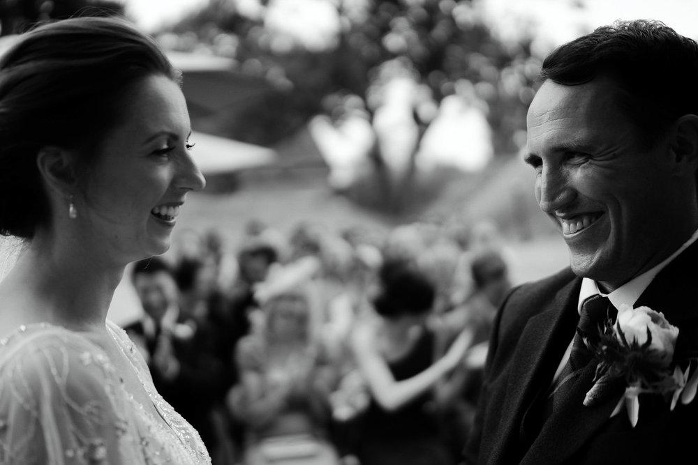 Bride and Groom wedding photographer mark hadden