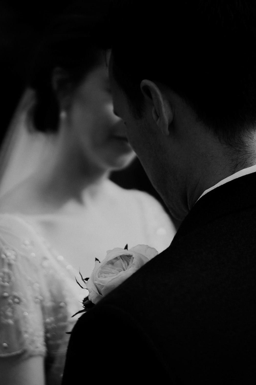 bride portrait wedding photography by amsterdam photographer Mark Hadden