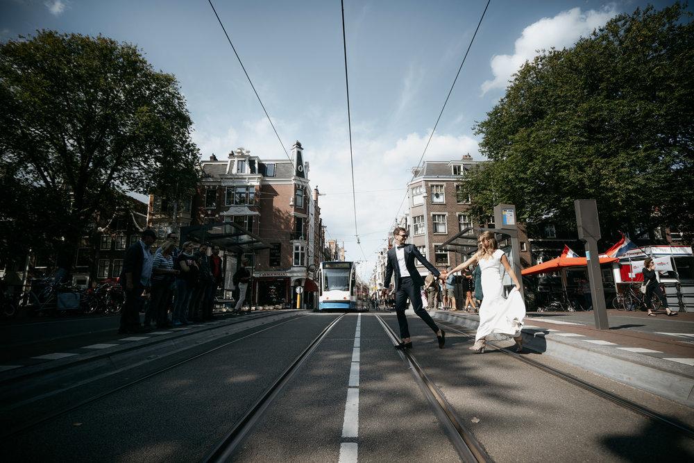 geweldige bruiloft foto's gemaakt door fotograaf Mark Hadden