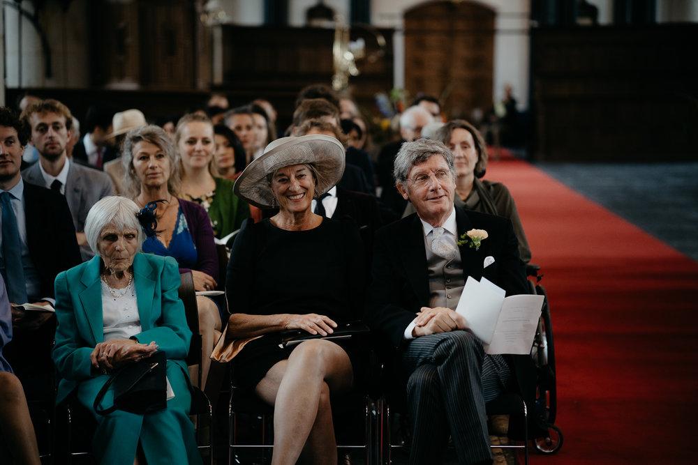 trouw ceremony fotograaf mark hadden