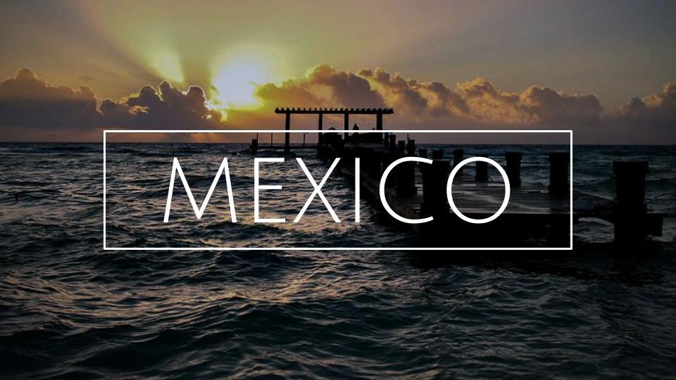 MATKABLOGI MEKSIKO