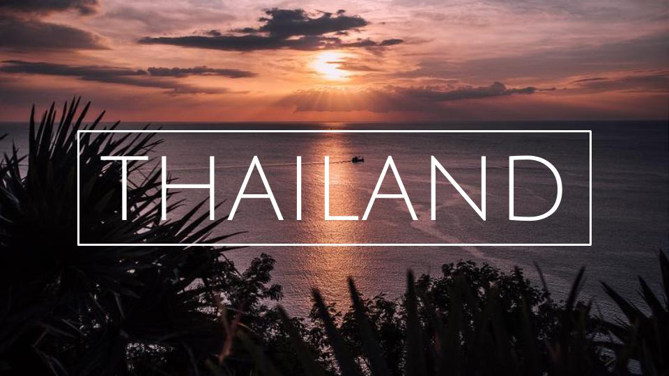 MATKABLOGI THAIMAA