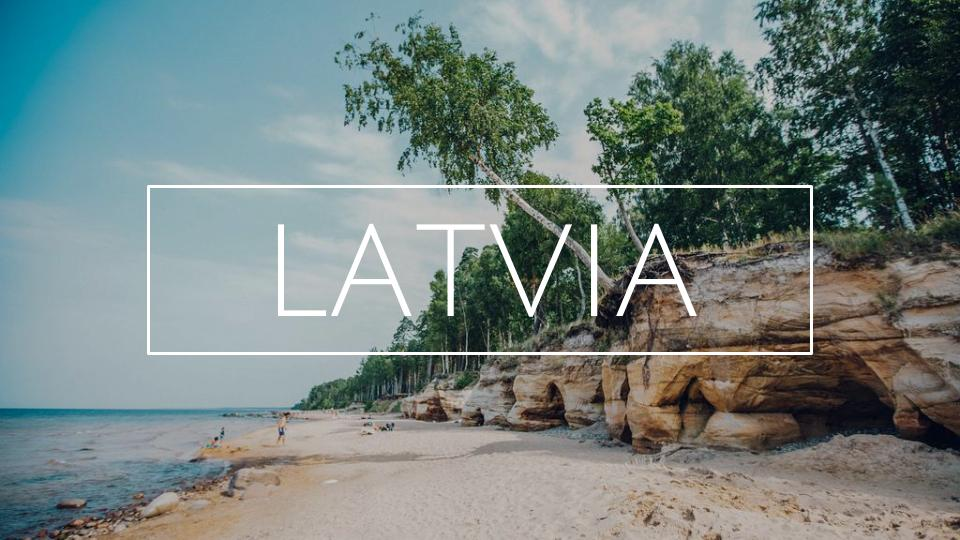 MATKABLOGI LATVIA