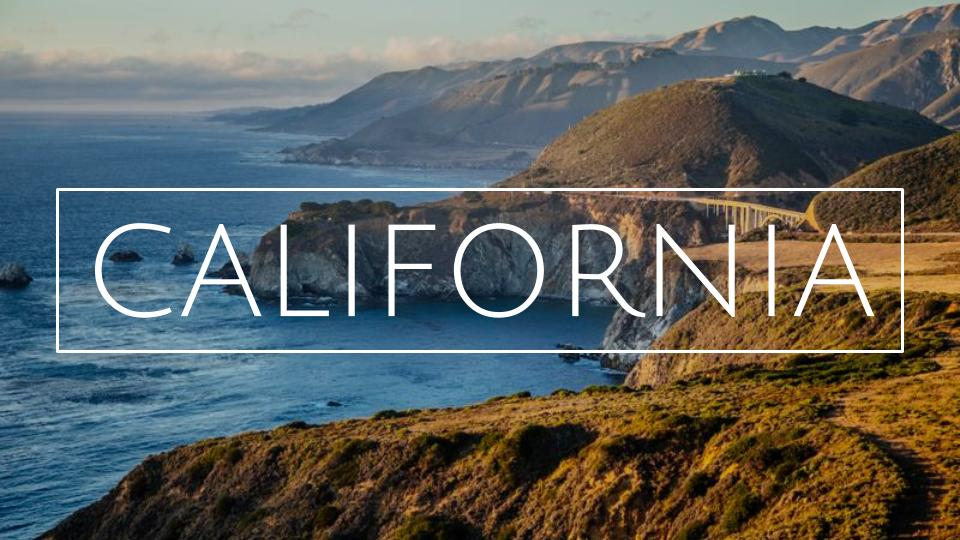 CALIFRONIA