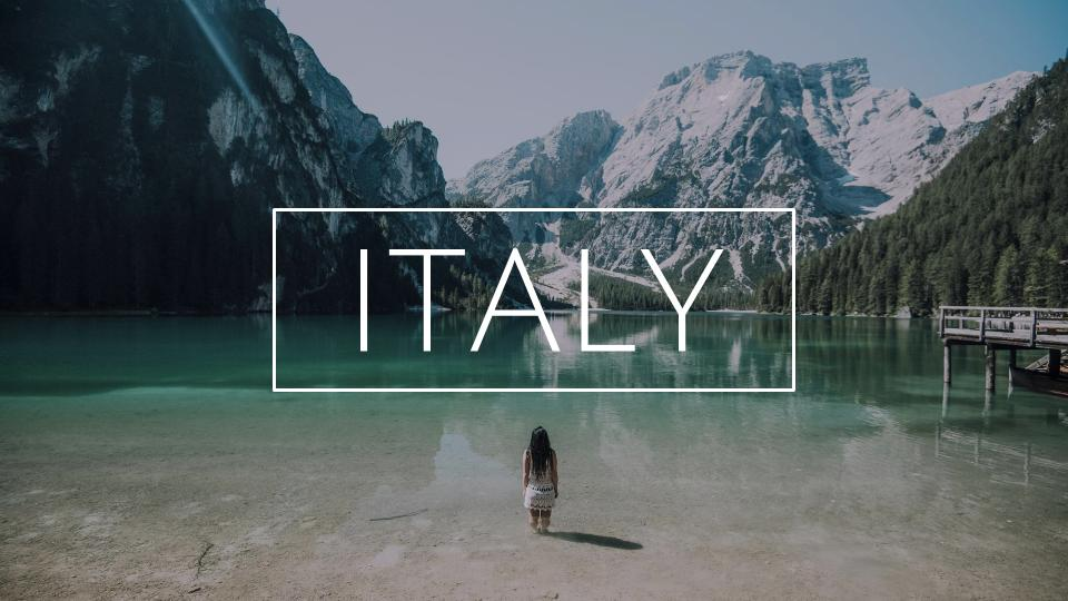 MATKABLOGI ITALIA