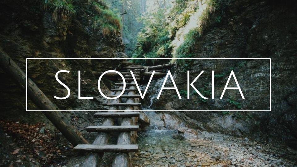 MATKABLOGI SLOVAKIA