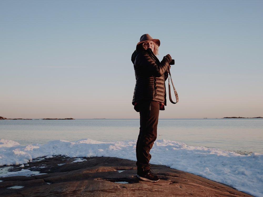 matkailijan kamerakalusto