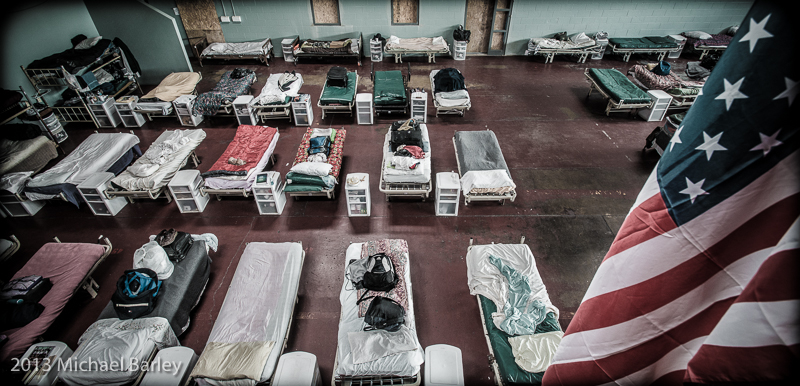 Homeless shelter, Albuquerque, NM