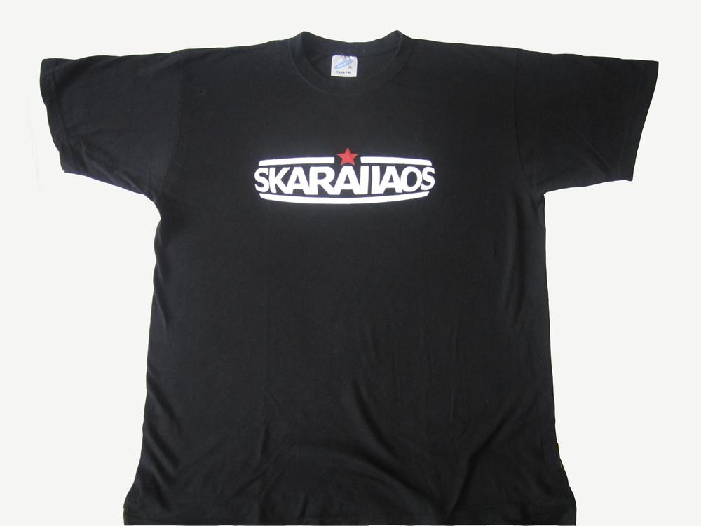 Compra ya el Dicos Sin Fronteras en la tienda Pide tus camisetas a skarallaos@hotmail.com. Te daremos todos los pasos. Purchase your T-Shirts to skarallaos@hotmail.com. We will tell you all the steps