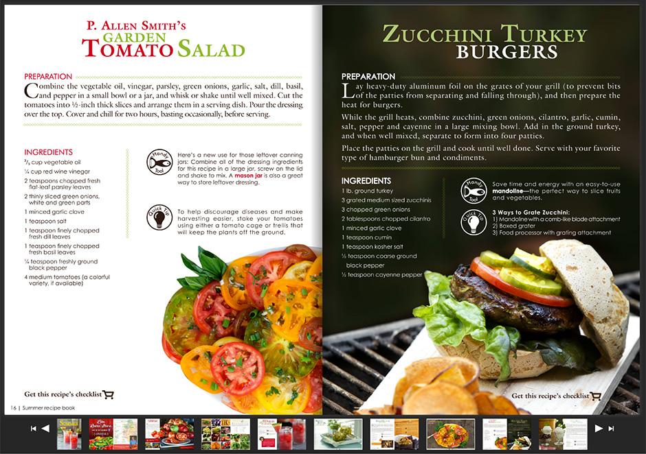 Zucchini Turkey Burgers