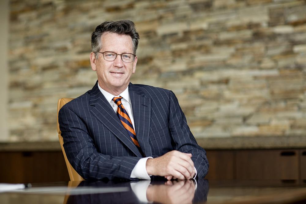Hugh McDonald, president and CEO of Entergy Arkansas Inc.