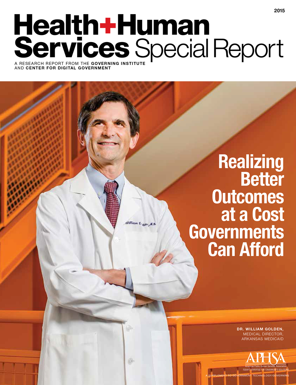 Health and Human Services Special Report 2015