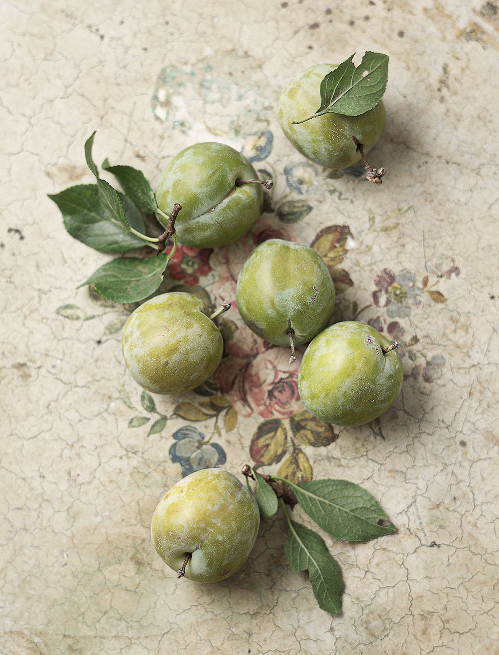 Six Greengages