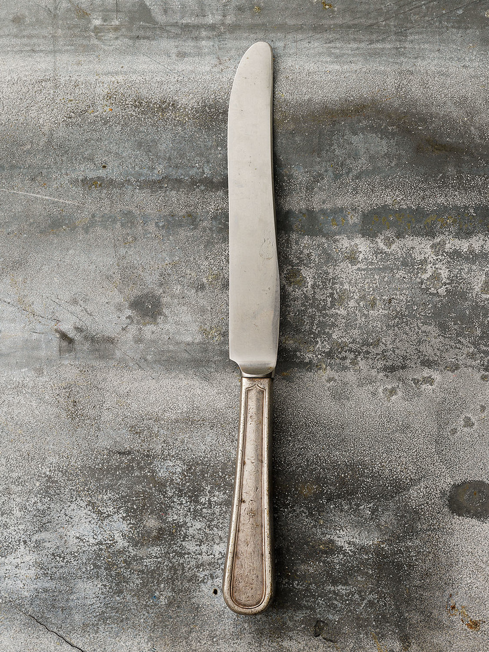 #3 Metal Handle Knife