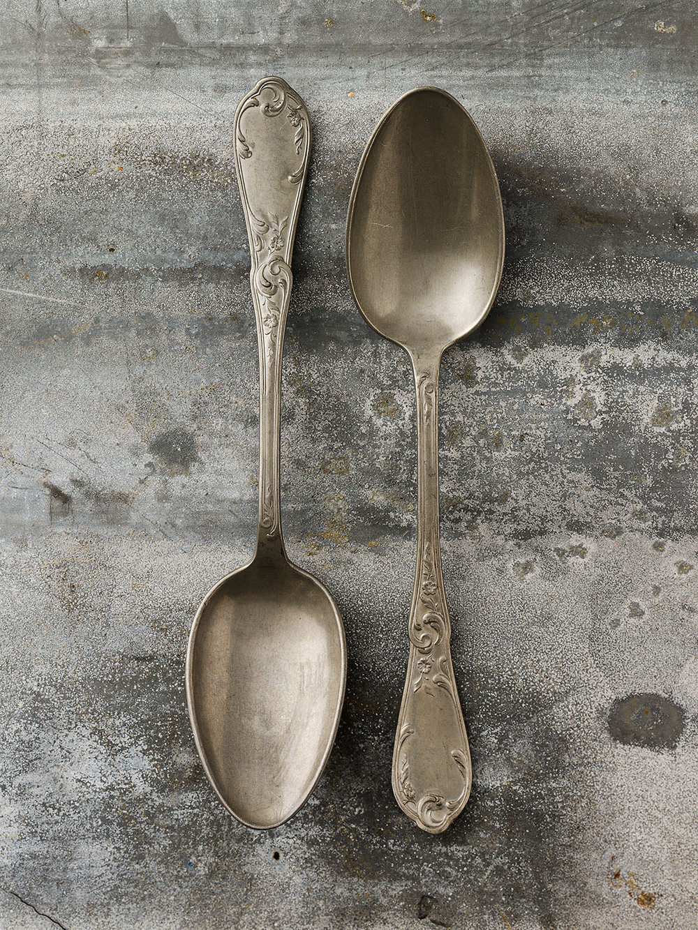 #4 Two French Spoons