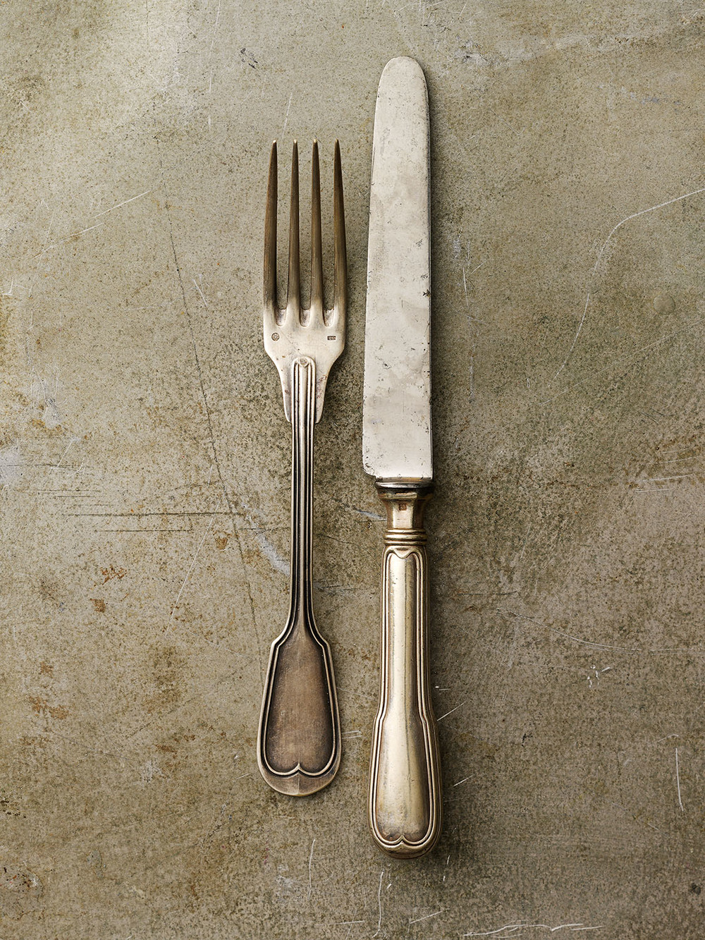 #8 Knife & Fork