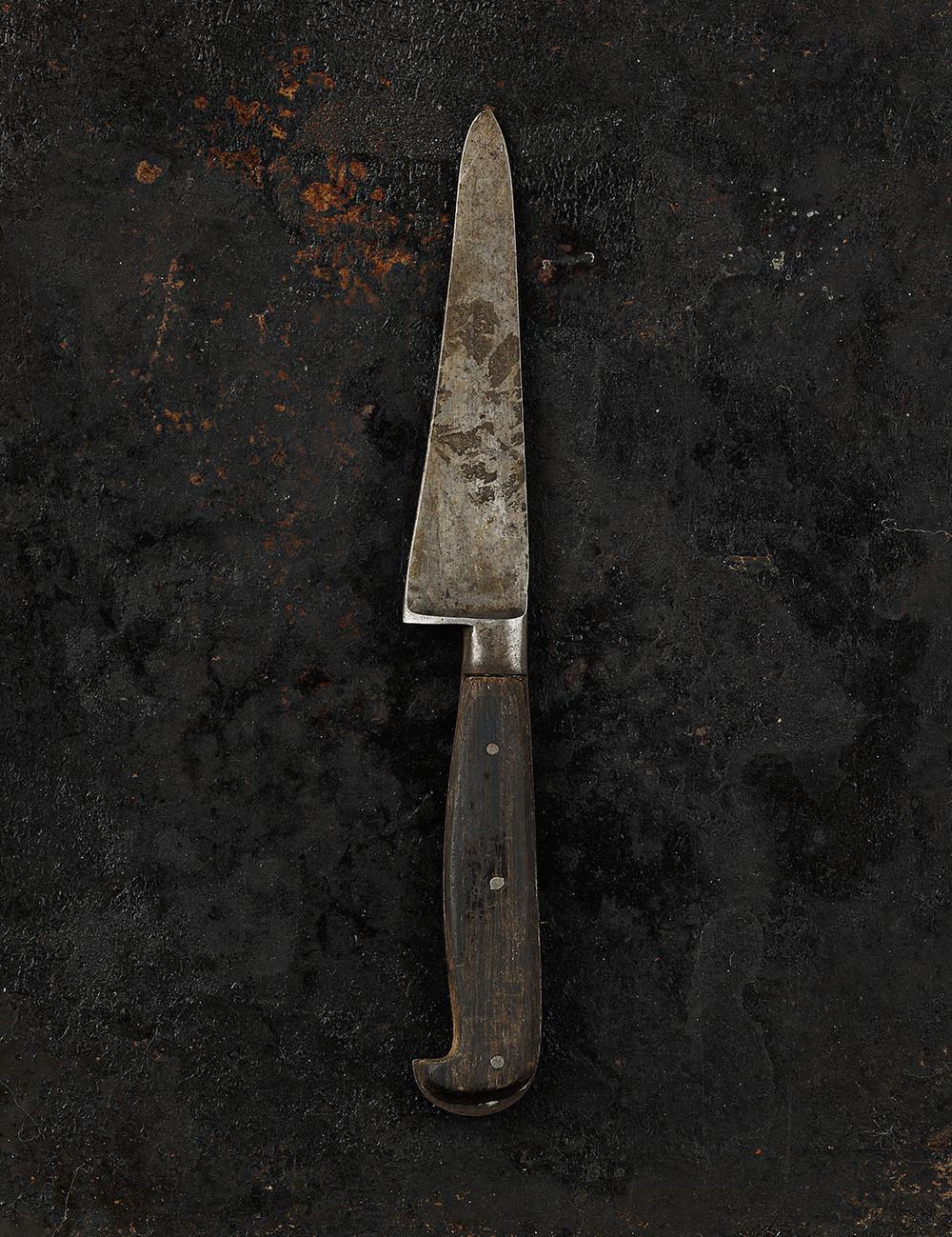 #40 Paring Knife