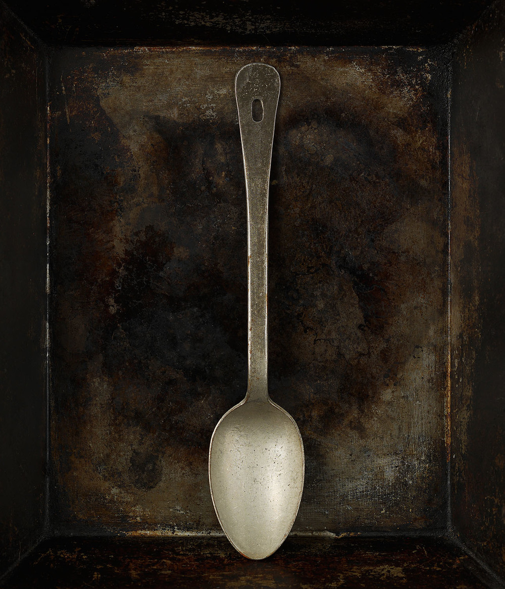 #37 Large Serving Spoon