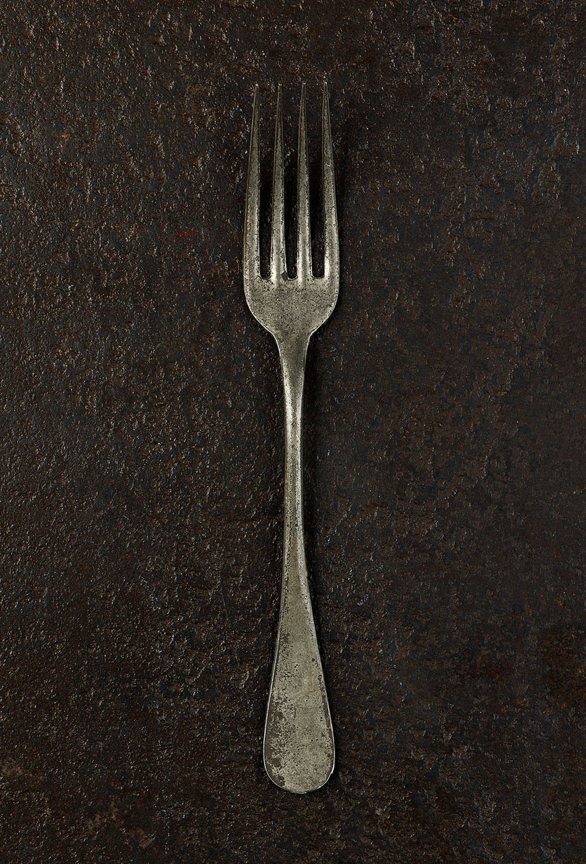 #24 Pewter Fork
