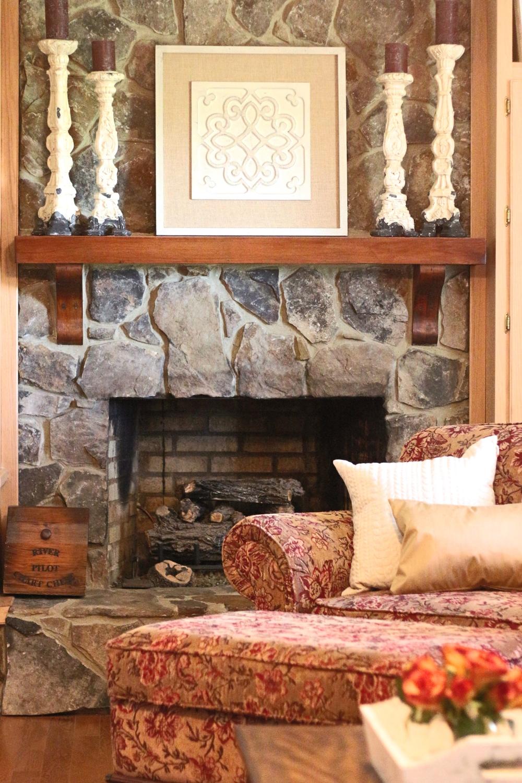 Candles: Hobby Lobby Throw Pillows: Home Goods