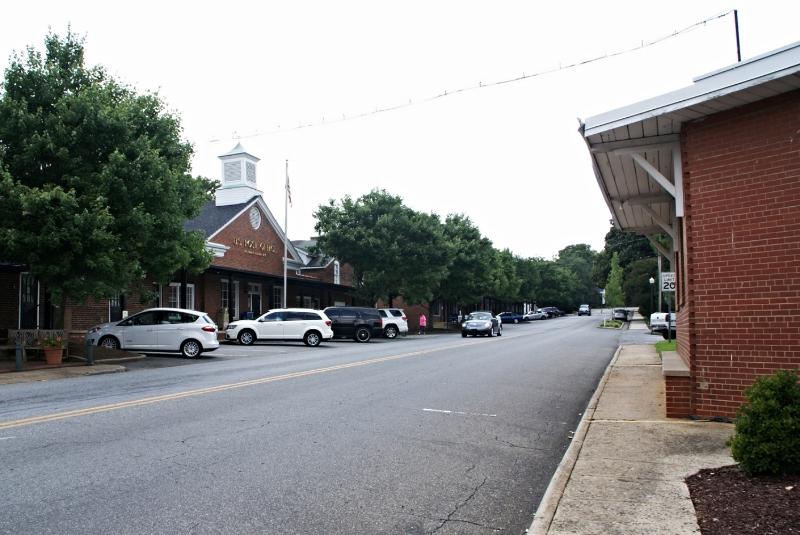 downtown mcadenville nc