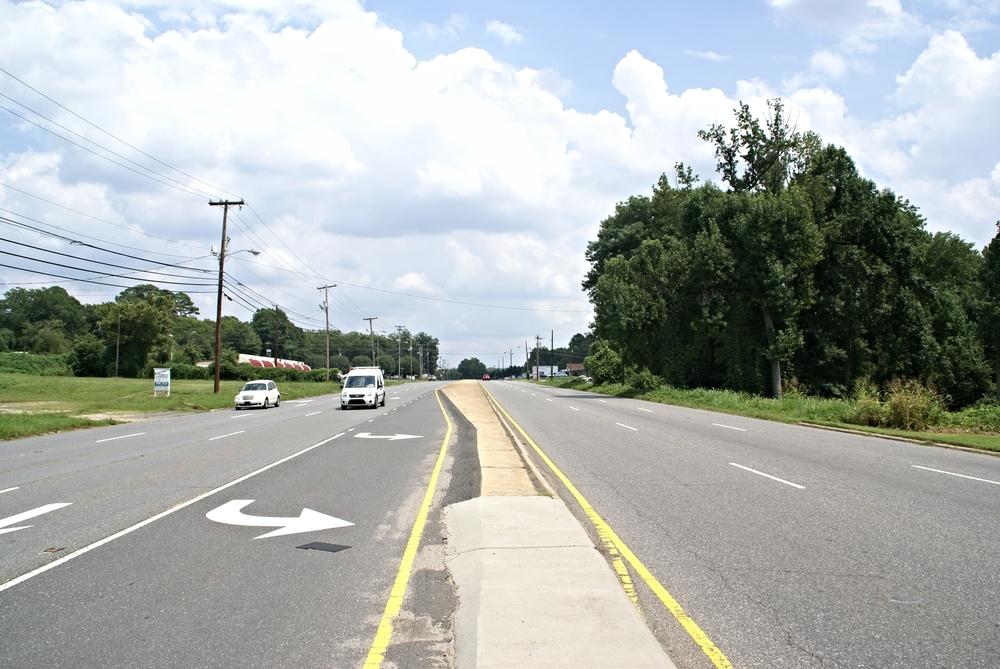 Wilkinson Boulevard at Browntown Road