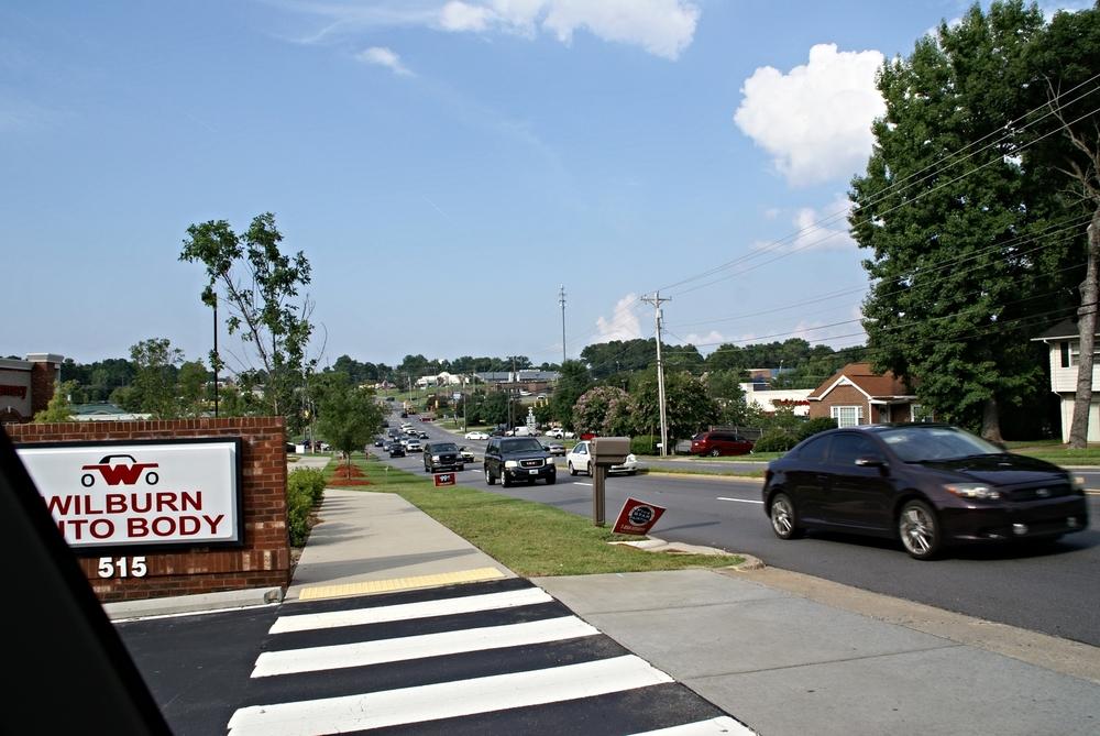 Park Street at Wilkinson Boulevard