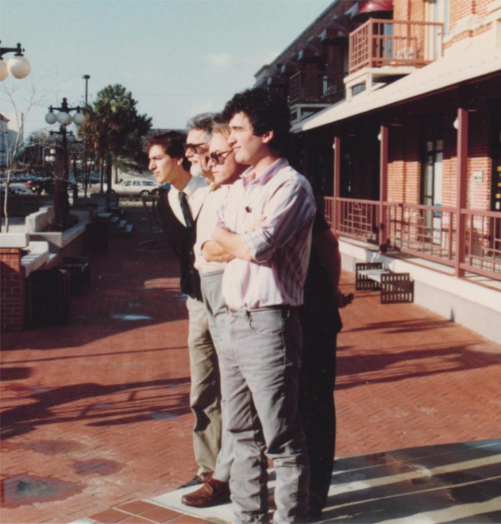 Figure 3: Saper, Clüver, Perrone, Greene. Gainesville, FL