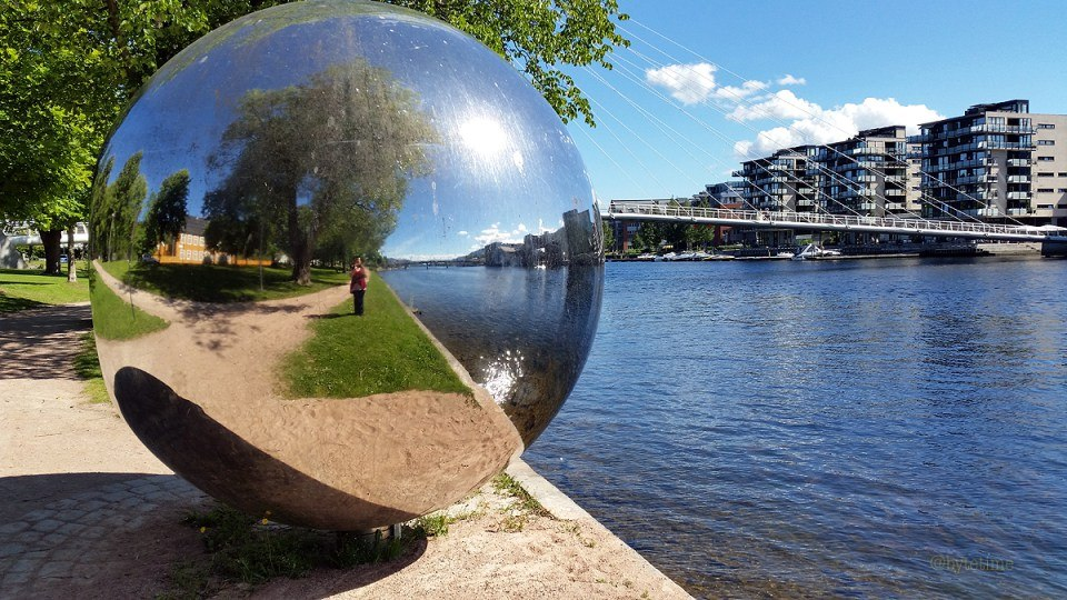 Drammen - River City