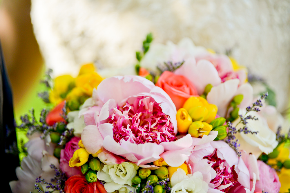 florals//bouquet//peonies//sweetpea//bride//weddings//bigday