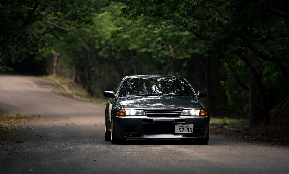 89' Nissan Skyline GT-R, Anthony Dordell