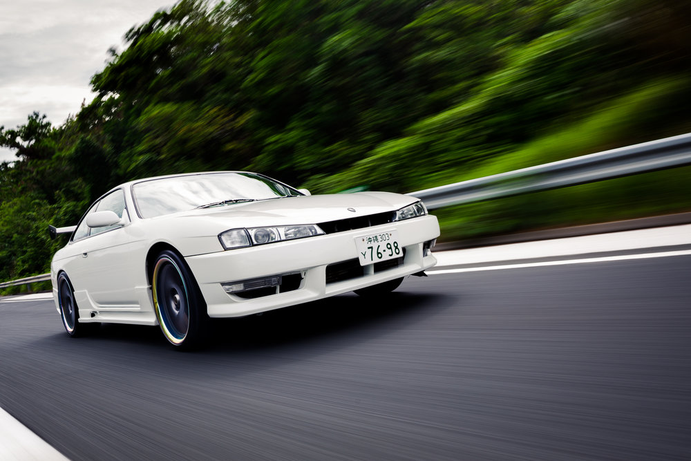 97' Nissan Silvia, Jacob Hicks