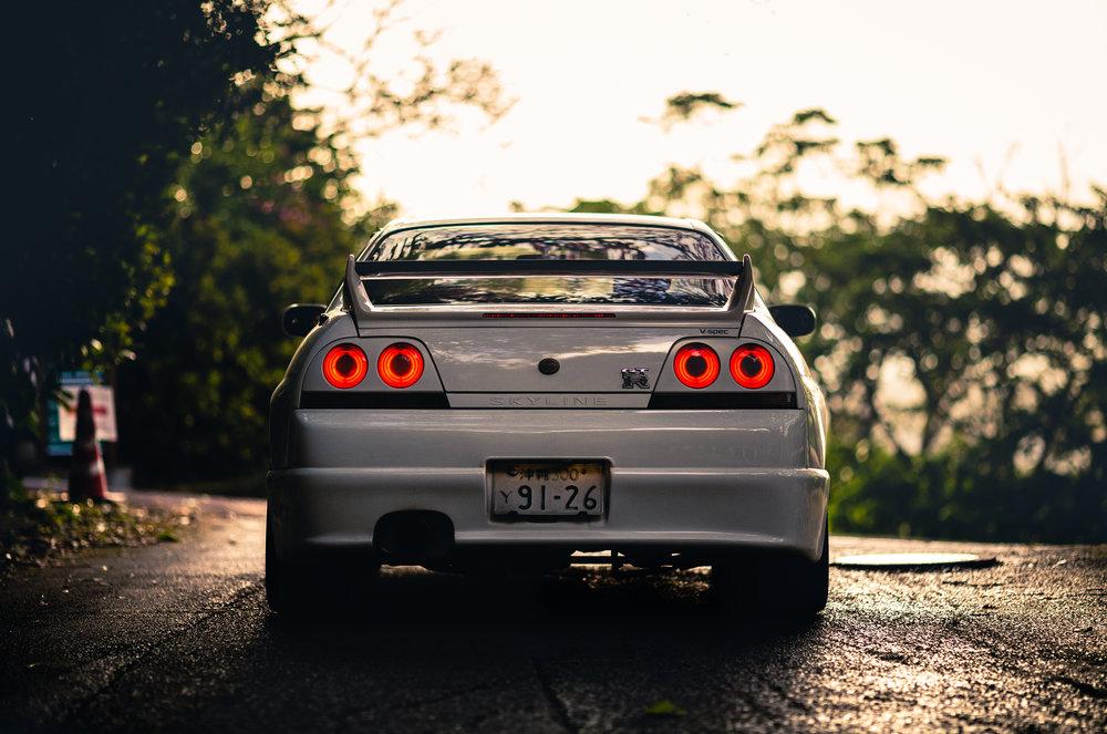 96' Nissan Skyline GT-R, Faizan Farooq