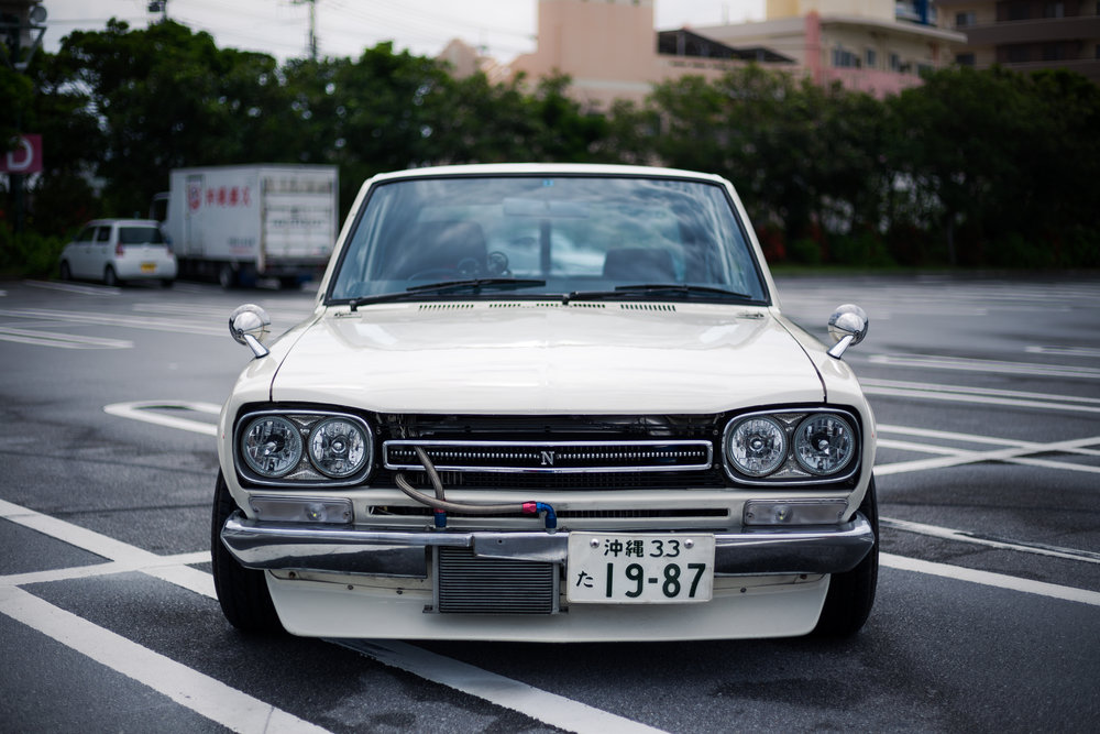 71' Nissan Skyline, Miyazato-San