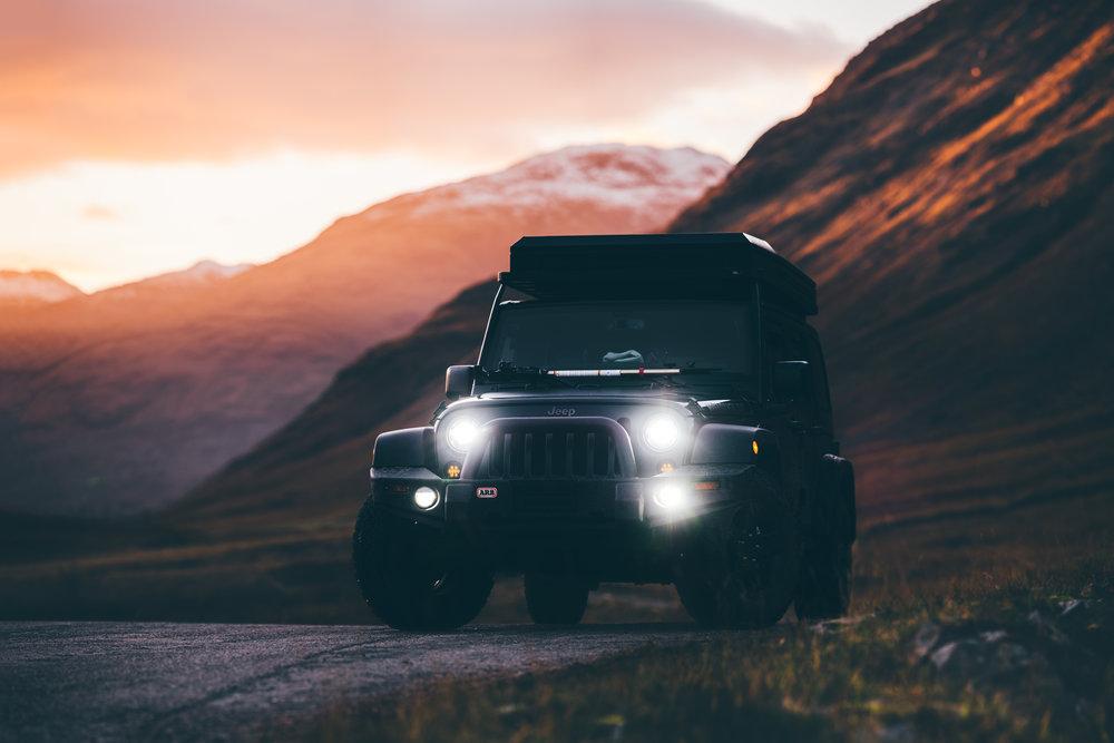 17' Jeep Wrangler, MINE!