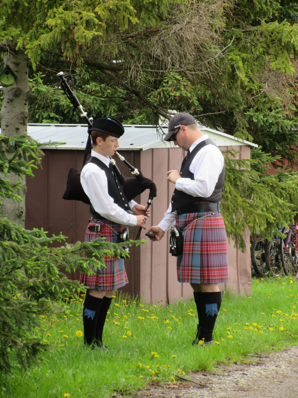 Kingston Scottish Festival, May 2014