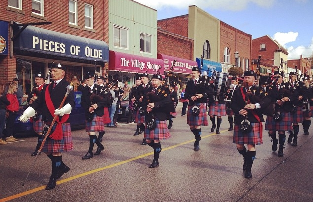 Elmvale Fall Fair Parade