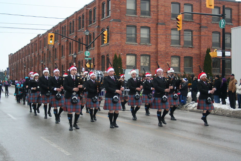 Orillia Santa Claus Parade
